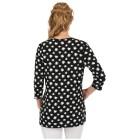 RÖSSLER SELECTION Damen-Shirt  schwarz/weiß 36 - 100001700001 - 2 - 140px
