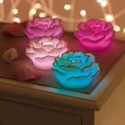 EASYmaxx LED-Kerzen Rosenblüte, 4-teilig - 100031900000 - 2 - 140px