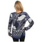 Damen-Pullover 'Salamanca' marine/blau 46/48 3/4XL - 100164400003 - 2 - 140px