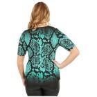Jeannie Plissee-Shirt 'Madrid' mint - 100228200000 - 2 - 140px