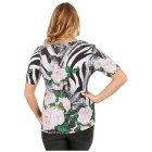 Jeannie Plissee-Shirt 'Campos' multicolor - 100230400000 - 2 - 140px