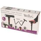 Wellys Sicherheits-Gehstock mit Lampe - 100349300000 - 2 - 140px