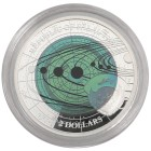 Niob-Münze Planet Uranus - 100394200000 - 2 - 140px