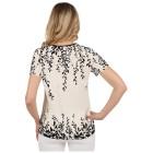 Damen-Shirt 'LaBelle' schwarz/weiß 38/40   (M/L) - 100483700001 - 2 - 140px