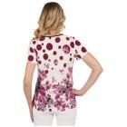 Damen-Shirt 'Rosewood' multicolor 38/40   (M/L) - 100485200001 - 2 - 140px