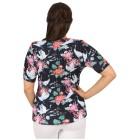 Jeannie Plissee-Shirt 'Loretta' multicolor (36-48) - 100594900000 - 2 - 140px