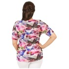 Jeannie Plissee-Shirt 'Ella' multicolor (36-48) - 100595600000 - 2 - 140px