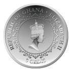 Diamantmünze Der Schrei - 100686800000 - 2 - 140px