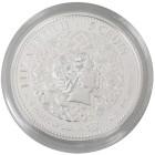 Silbermünze Schneeleopard - 100687000000 - 2 - 140px