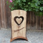 Holz-Dekoschild Willkommen, 60cm - 100760900000 - 2 - 140px