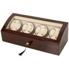 8er Uhrenbeweger 'Swing' mit LED, Dark Walnut - 101272300000 - 2 - 140px