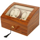 4er Uhrenbeweger 'Swing', Toasted Oak - 101272400000 - 2 - 140px