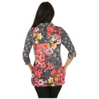 ÉTOILE DE MER  Long-Bluse 'Fabienne' multicolor S (36/38) - 101293800001 - 2 - 140px