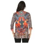 ÉTOILE DE MER  Long-Bluse 'Fedra' multicolor 2XL (52/54) - 101294900005 - 2 - 140px