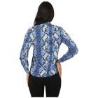 FASHION NEWS Damen-Bluse 'Lacene' blau S (36/38) - 101302900001 - 2 - 140px