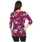 RÖSSLER SELECTION Damen-Shirt multicolor 40 - 101305900003 - 2 - 140px