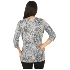 RÖSSLER SELECTION Damen-Shirt multicolor 46 - 101306500006 - 2 - 140px