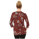 RÖSSLER SELECTION Damen-Shirt multicolor 54 - 101307000010 - 2 - 140px