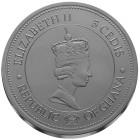 Titanmünze Hl. Georg - 101400500000 - 2 - 140px