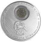 USA Silbermünze Mondlandung 1 Carat - 101401300000 - 2 - 140px