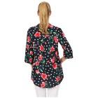 Damen-Bluse 'Chieti'  multicolor 36/38 (M) - 101448700001 - 2 - 140px
