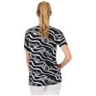 Damen-Shirt 'Arco' blau/weiß 36/38 (M/L) - 101449800001 - 2 - 140px