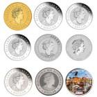 Australien 2019Set Gold/Silber - 101674300000 - 2 - 140px