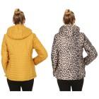 Damen-Wende-Jacke 'Sally' gelb 46 (3XL) - 101688400005 - 2 - 140px