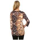 BRILLIANTSHIRTS Shirt 'Maniago' multicolor   - 101761300000 - 2 - 140px