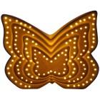 Ceramico LED-Schmetterling, weiß-lila - 101915500000 - 2 - 140px