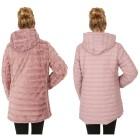 Damen-Wende-Stepp-Mantel Nylon/Webpelz rosé 38/40 (47) - 101916200001 - 2 - 140px