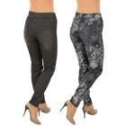 2in1 Wende-Jeans 'My Love' black/black & white   - 102146400000 - 2 - 140px