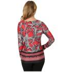 mocca by Jutta Leibfried Shirt, rot, schwarz   - 102152900000 - 2 - 140px