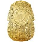 1 kg Tutanchamun Cut-Out-Münze - 102248600000 - 2 - 140px