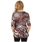 BRILLIANTSHIRTS Damen-Shirt 'Felicia' multicolor   - 102459500000 - 2 - 140px