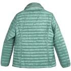 Damen-Stepp-Jacke 'Aspen', Strass-Zipper grün   - 102664700000 - 2 - 140px