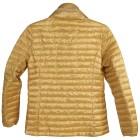 Damen-Stepp-Jacke 'Aspen', Strass-Zipper gelb   - 102664900000 - 2 - 140px