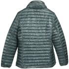 Damen-Stepp-Jacke 'Aspen', Strass-Zipper grün 48/50 - 102665100006 - 2 - 140px