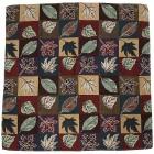 Gobelin-Mitteldecke Blätter, 80 x 80 cm - 102880900000 - 2 - 140px