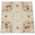 Mitteldecke Blumenmix bunt, bestickt - 103200200000 - 2 - 140px
