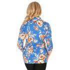 RÖSSLER SELECTION Damen-Poloshirt multicolor   - 103527200000 - 2 - 140px