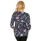 RÖSSLER SELECTION Damen-Shirt multicolor   - 103528200000 - 2 - 140px