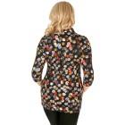 RÖSSLER SELECTION Damen-Poloshirt multicolor   - 103528800000 - 2 - 140px