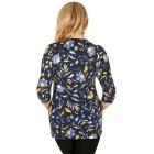 RÖSSLER SELECTION Damen-Shirt multicolor   - 103529000000 - 2 - 140px