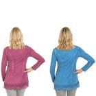 VV 2er Pack Shirt 'Thalia' beere & blau   - 103555400000 - 2 - 140px
