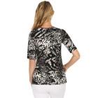 MILANO Design Shirt schwarz/weiß/grau   - 103652000000 - 2 - 140px