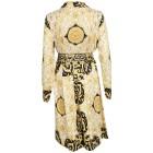 VI VA DIVA  Kleid schwarz/weiß/gold   - 103727600000 - 2 - 140px