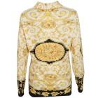 VI VA DIVA  Poloshirt schwarz/weiß/gold   - 103729100000 - 2 - 140px