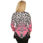 BRILLIANT SHIRTS Damen-Shirt multicolor   - 103739500000 - 2 - 140px
