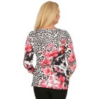 BRILLIANT SHIRTS Damen-Shirt multicolor 40/42 - 103739900002 - 2 - 140px